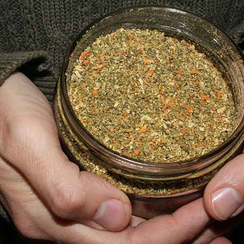 אבקת מרק טבעית