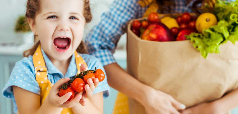 לגדל ילד בריא -ארוחת בוקר
